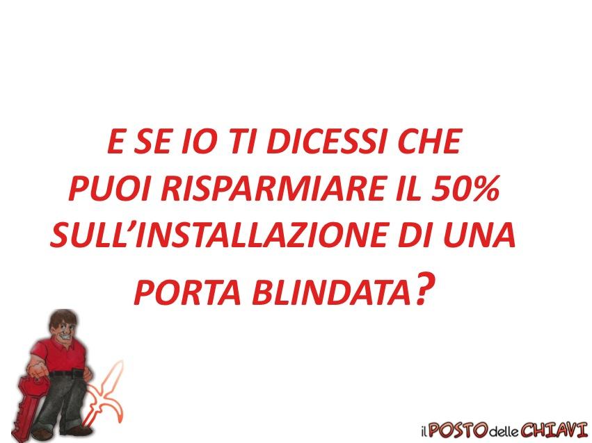 il Posto delle Chiavi Diapositiva1-11 Detrazione 50% - Bando del Comune di Trieste