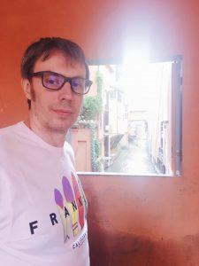 Diario di viaggio: il fabbro Franz al Convegno Ersi a Bologna
